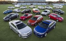 10 thương hiệu xe được người Úc hay chọn nhất: Không có BMW, có Mercedes nhưng xếp dưới cả Tesla