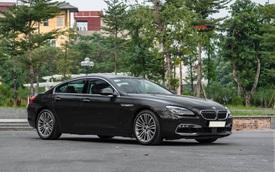 Chỉ sau 3 năm, xe 'dân chơi' BMW 6-Series có giá rẻ ngang đàn em BMW 3-Series thế hệ mới