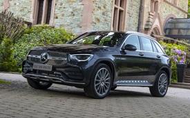 Ra mắt Mercedes-Benz GLC 300 nhập Đức: Giá 2,56 tỷ, tăng giá so với lắp ráp nhưng vẫn rẻ hơn BMW X3