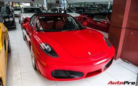 Ferrari F430 Spider nằm trong lô hàng của Dũng 'mặt sắt' bất ngờ xuất hiện tại Sài Gòn