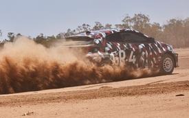 Toyota Yaris hiệu suất cao: 'Chỉ duy nhất siêu xe Mercedes-AMG One mới mạnh hơn chúng tôi'