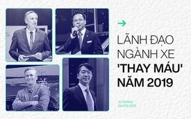 4 vị 'tướng' mới của làng xe Việt 2019: Người chào sân trong scandal, người sẵn đỉnh vinh quang