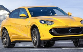 SUV Ferrari đấu Lamborghini Urus ra mắt vào 2021, LaFerrari mới toanh vào 2022