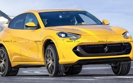 SUV của Ferrari tiếp tục lộ diện, hẹn ngày ra mắt đấu Lamborghini Urus, Bentley Bentayga