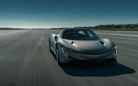 Bỏ xa huyền thoại F1, siêu xe đắt giá nhất đội hình McLaren vượt ngưỡng 400 km/h