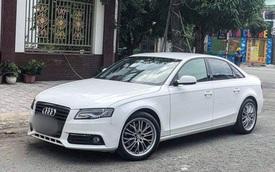 Chi tiền 'độ' bắt mắt, chủ nhân Audi A4 vẫn bán xe với giá rẻ ngang Toyota Vios