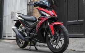 Honda Supra GTR V2 2020 giá 56 triệu đồng tại Việt Nam - 'món lạ' cho người thích xe nhập