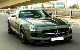 Ông Đặng Lê Nguyên Vũ bất ngờ tậu siêu xe Mercedes-AMG SLS GT Final Edition độc nhất Việt Nam từ nhà chồng Hà Tăng