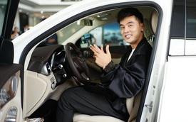 Sao Việt lũ lượt sắm xế bạc tỷ trong năm 2019: Chủ yếu là xe châu Âu với một thương hiệu áp đảo