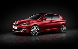 Peugeot 308 mới dần lộ diện, đối đầu Ford Focus và Toyota Corolla hatchback