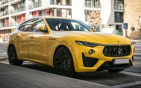Maserati Việt Nam chơi lớn: Giảm giá cao nhất hơn 1,4 tỷ đồng cho khách hàng mua Levante