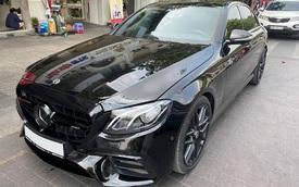 Sau tâm huyết độ E 63 AMG, chủ Mercedes-Benz E 300 nhập Đức bán lại giá gần 2,4 tỷ đồng, tuyên bố bớt gần trăm triệu nếu 'về zin'