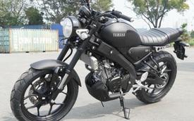 Yamaha XSR 155 chốt giá 88 triệu đồng tại Việt Nam: Kiểu dáng cổ điển, nhập khẩu Indonesia