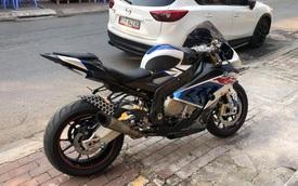 TP. HCM: Bị trộm mô tô BMW hơn nửa tỷ đồng, chủ xe nhận được tin nhắn lạ cùng tang vật được để lại
