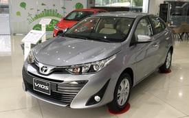 Đại lý nhận đặt cọc Toyota Vios 2020, tiết lộ nhiều trang bị mới, hứa hẹn giao trước Tết