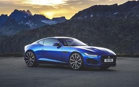 Ra mắt Jaguar F-Type mới: Khi 'báo đầu đàn' níu giữ tiếng gầm
