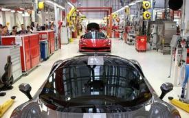 Tận mắt chứng kiến quá trình lắp ráp siêu phẩm Ferrari SF90 Stradale nửa triệu USD