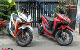 Cao hơn gần 40 triệu đồng, Honda Click 150 nhập Thái có gì khác biệt so với Vario?
