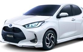 Toyota Yaris 'đột tử' ở Bắc Mỹ