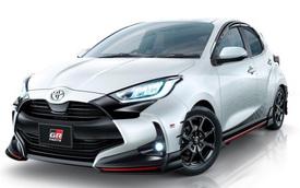 Toyota Yaris chuẩn bị được bổ sung kit TRD, Modellista