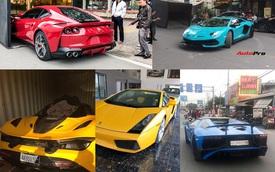 Điểm mặt các siêu xe được các đại gia Việt đưa về nước trong năm 2019: Hai siêu phẩm Lamborghini giới hạn hớp hồn người nhìn