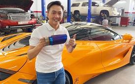 Mua siêu xe hàng chục tỷ, đại gia Việt không ngại chi tiền trăm triệu đến cả tỷ đồng độ 'khủng' trong năm qua