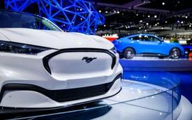 Đây là lý do Ford Mustang Mach-E tự tin vào doanh số