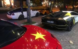 Cường 'Đô-la' và giới đại gia Sài Gòn tụ họp sau chiến thắng của U22 Việt Nam tại SEA Games 30