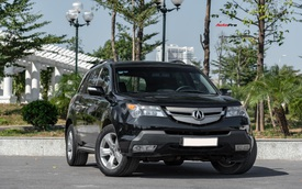 Cảm nhận nhanh Acura MDX 10 năm tuổi: 620 triệu đồng được xe ngang BMW X5