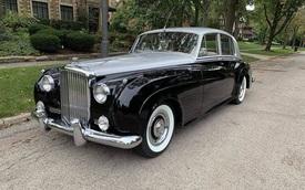 Rộ tin đại gia Việt tậu Bentley S1 - Hàng hiếm có 'họ hàng' với Rolls-Royce