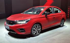 Honda City 2020 sắp bán tại Việt Nam đạt tiêu chuẩn an toàn như thế nào?