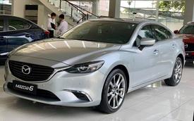 Mazda6 'hàng tồn kho' giảm giá gần 100 triệu đồng tại đại lý - món hời cuối năm cho khách Việt