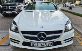 Sau 7 năm, xe 'dân chơi' Mercedes-Benz SLK 350 bán lại ngang giá đàn em C-Class 2019