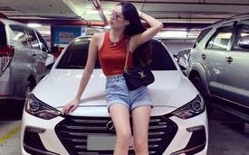 Được tặng xe Mercedes tiền tỷ nhưng đây mới là hai chiếc 'xe cỏ' gắn bó với tân Hoa hậu Hoàn vũ Nguyễn Trần Khánh Vân