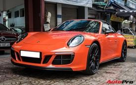 Cận cảnh lớp áo mới trên Porsche 911 Targa 4 GTS độc nhất Việt Nam