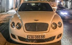 Bentley Continental Flying Spur của đại gia Đà Nẵng cũ nhưng vẫn nổi bật nhờ chi tiết này