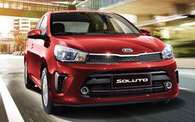 Ra mắt Kia Soluto giá rẻ cạnh tranh Toyota Vios