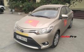 Chủ xe Toyota Vios biển ngũ quý 9 nổi tiếng nhất Việt Nam tiết lộ lý do chiếc xe bị phủ bụi