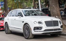 Bentley Bentayga bán lại chỉ hơn 8 tỷ đồng dù kỳ công độ Mansory, body carbon fiber