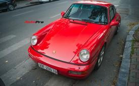 Porsche 964 Carrera 4 của ông Tây mang về Việt Nam 30 năm ra biển mới nhưng câu chuyện phía sau gây tò mò hơn