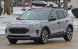 Át chủ bài của Ford để cạnh tranh Honda CR-V lộ thêm ảnh nội, ngoại thất mới