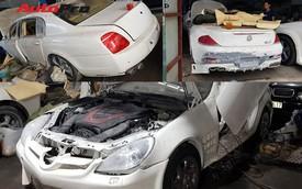 Dân chơi Hà Nội bán cả 3 xe Bentley, BMW, Mercedes chỉ với 500 triệu đồng