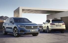 Xe sắp bán tại Việt Nam Volkswagen Touareg đạt giải thiết kế danh giá nhất nước Đức, hơn cả Audi, Mercedes hay BMW