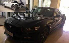 Ford Mustang từng nát đầu tại Huế tái xuất với diện mạo mới đến ngỡ ngàng