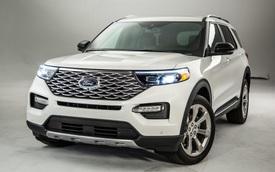 Ford Explorer 2021 lỡ hẹn với khách Việt, Hyundai Palisade thêm cơ hội tỏa sáng