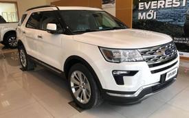 Ford Explorer 2019 bất ngờ tăng mạnh giá niêm yết tại Việt Nam nhưng giá bán lại giảm nhiệt