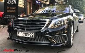 Mercedes-AMG S65 của đại gia Sài Gòn gây chú ý vì những điều này