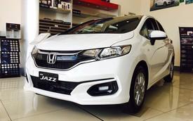 Giảm giá nhưng vẫn khó tìm khách, Honda Jazz chuẩn bị khai tử bản V giá 544 triệu đồng tại Việt Nam