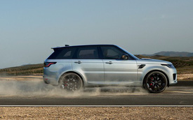 'Hàng hot' Range Rover Sport HST ra mắt nhưng Land Rover lại khiến khách Việt tiu nghỉu