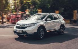 Dần lộ diện Honda ZR-V - SUV đàn anh của CR-V?